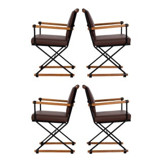 Cleo Baldon Style Chairs - Set of 4 For Sale
