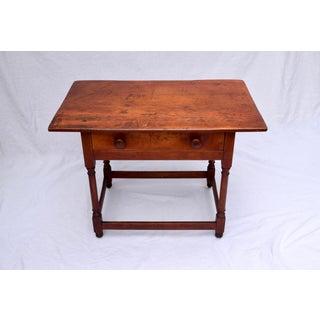 Farmhouse Single Drawer Table Preview