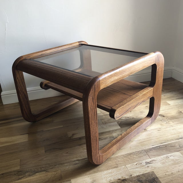 Mid-Century Modern Lou Hodges Side/End Table For Sale In Dallas - Image 6 of 6