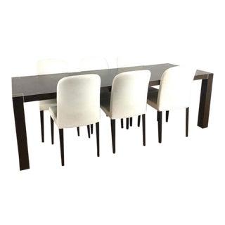 Aldo Petillo Modern Dining Set For Sale