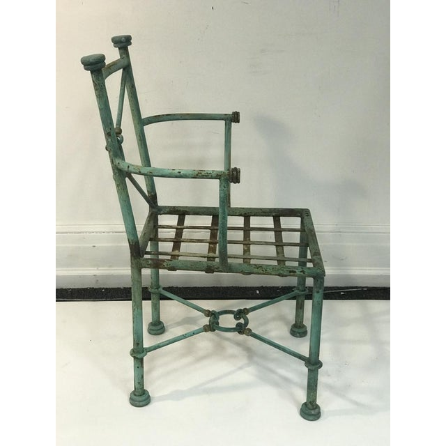 Late 20th Century Giacometti Style Chairs - Set of 6 For Sale - Image 5 of 10