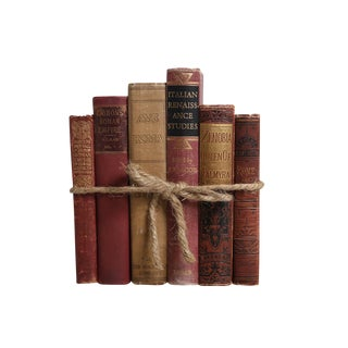 Vintage Decorative Book Gift Set: Lovers of Rome For Sale