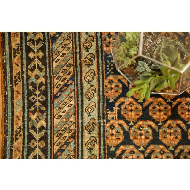 """Antique Caucasian Rug Runner - 3'10"""" x 8'10"""" For Sale In New York - Image 6 of 11"""