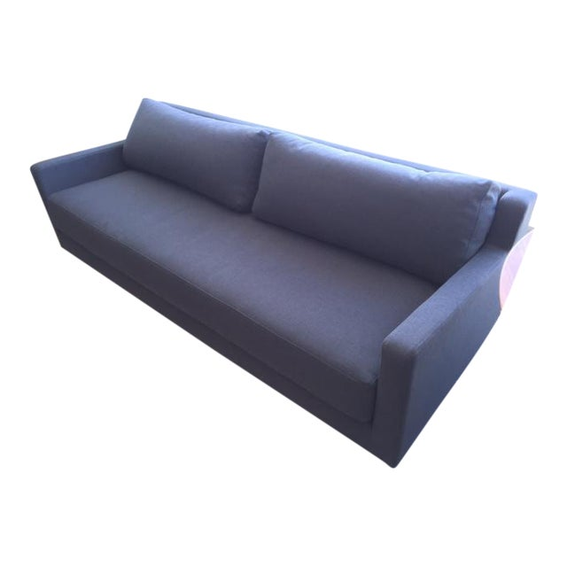 Gus Modern Grey Sleeper Couch - Image 1 of 5