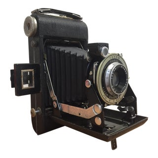 Kodak Vigilant Six-20 Folding Bellows Camera