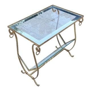 Jan Showers Ava Magazine Table For Sale