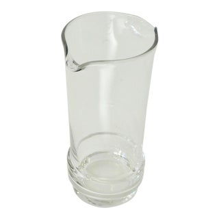 Beaker Style Martini Margarita Cocktail Pitcher For Sale