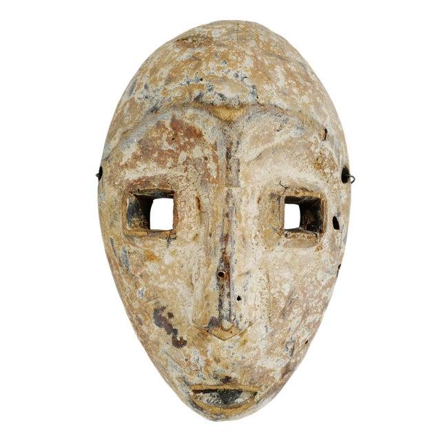 1950s Kumu Mask Drc For Sale - Image 5 of 5