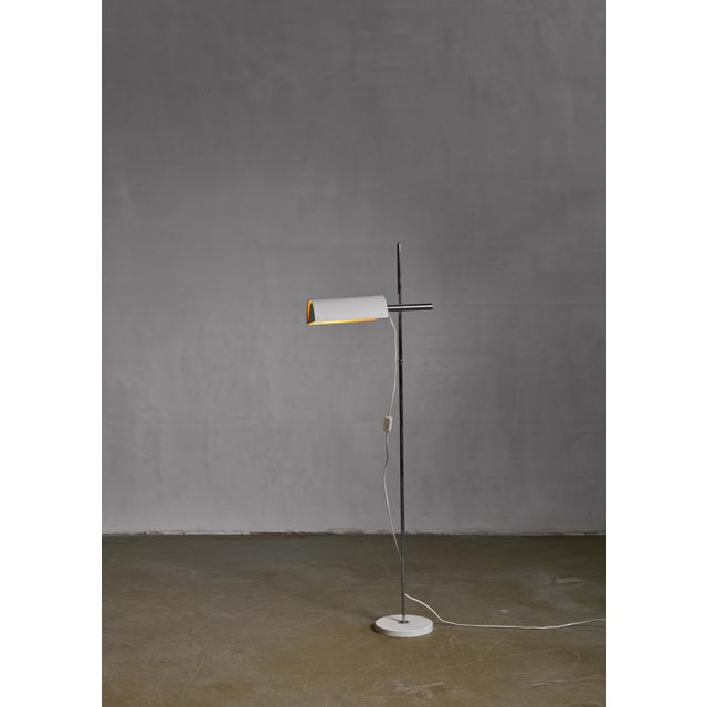 1960s Ben Af Schulten Floor Lamp, Finland For Sale - Image 5 of 5