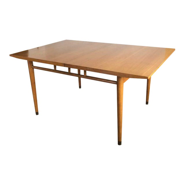 """Milo Baughman for Drexel """"Today's Living"""" Line Dining Table For Sale"""