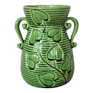 Vintage Shawnee Pottery Vase For Sale