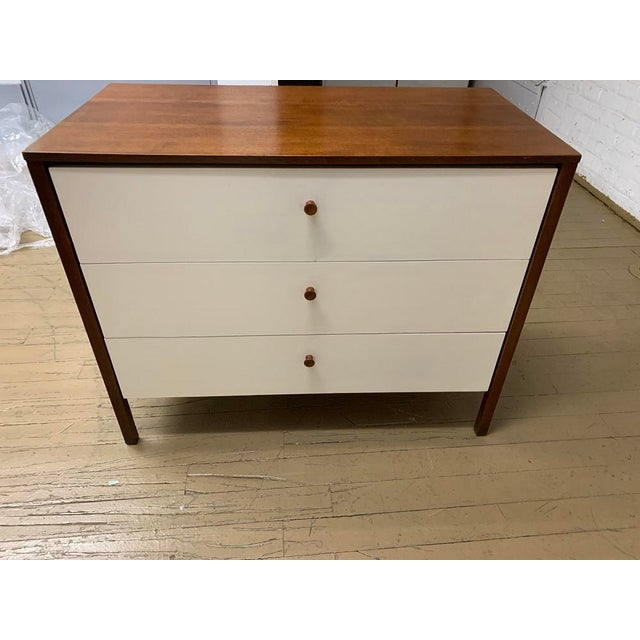 1960s Danish Modern Knoll Dresser or Nightstand For Sale - Image 13 of 13