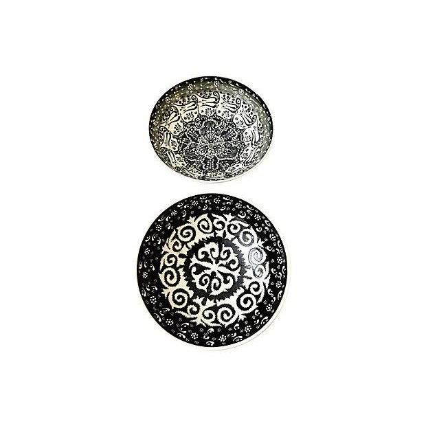 Ottoman Turkish Bowls - A Pair - Image 5 of 6
