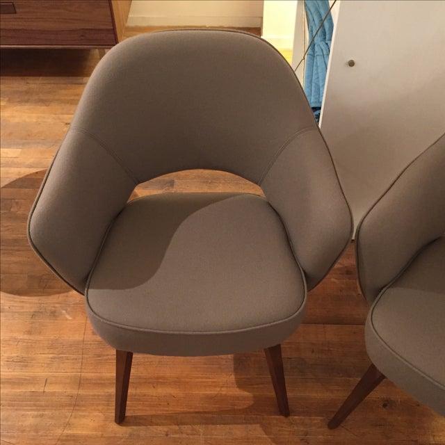 Knoll Saarinen Executive Armchairs - A Pair - Image 5 of 6