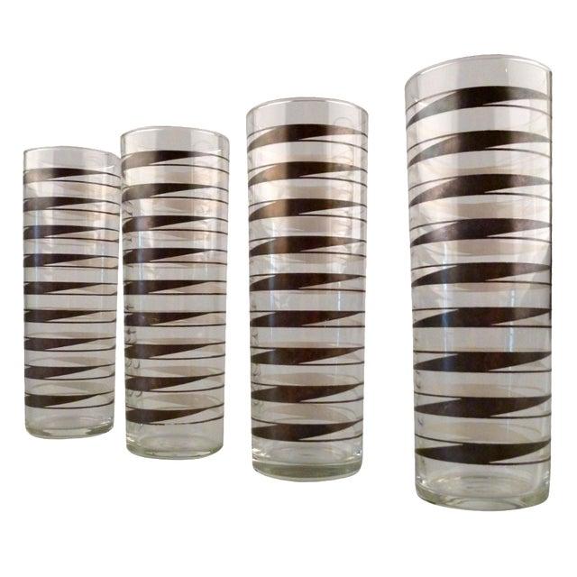 Libbey Drink Glasses - Set of 4 For Sale