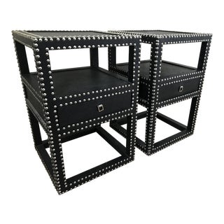 """Bungalow 5 """"Marco"""" Side Tables - A Pair"""