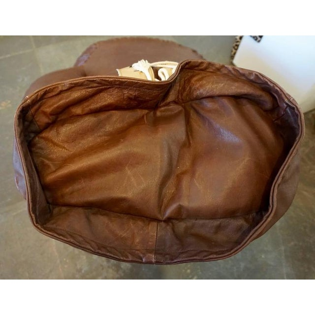 1970s De Sede Boxing Glove Chair For Sale - Image 5 of 9