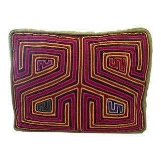Mola Box Cushion For Sale