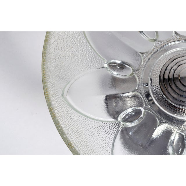 Glass Candy Dish For Sale In Chicago - Image 6 of 10