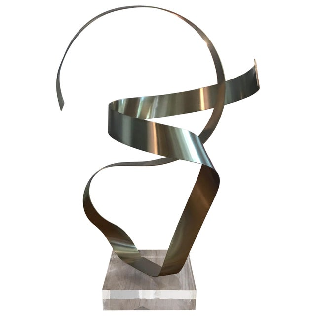 1970s Abstract Extra Large Dan Murphy Sculpture For Sale - Image 5 of 5
