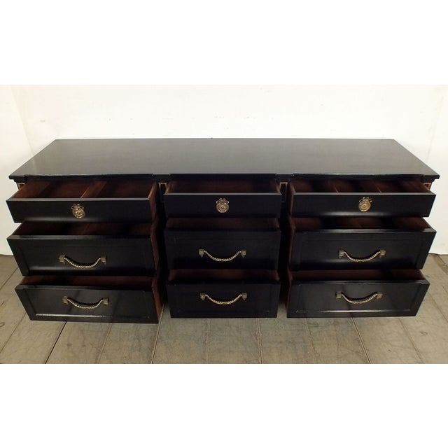 1960s Vintage Hollywood Regency Credenza/Server - Image 4 of 10