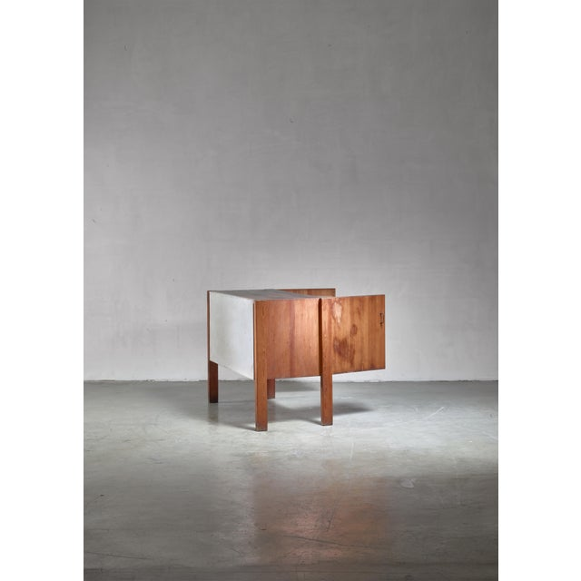 1950s Pine Finn Form Sideboard, Finland, 1950s For Sale - Image 5 of 6