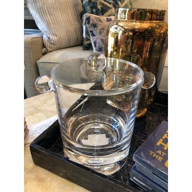 2010s Modern Acrylic Ice Bucket For Sale - Image 5 of 8