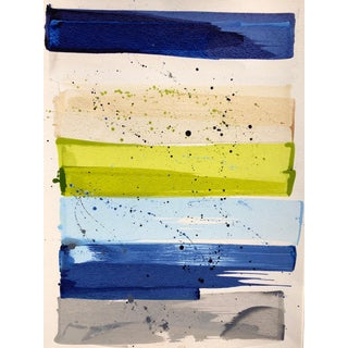 Modern Twin Lakes Rainbow by Katy Garry For Sale