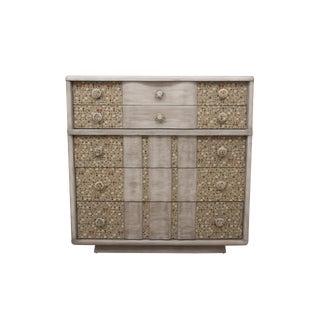 """1960s Mid-Century Modern Kent Coffey """"Beignets"""" Dresser For Sale"""