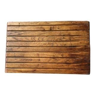 American Wood Drain Board