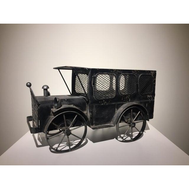 Antique Metal Car Model - Image 2 of 8