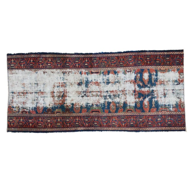 "Antique Lilihan Rug Runner - 2'8"" x 5'11"" - Image 1 of 10"