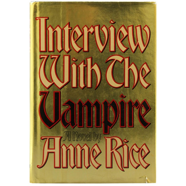 Interview with the Vampire, First Edition - Image 1 of 5
