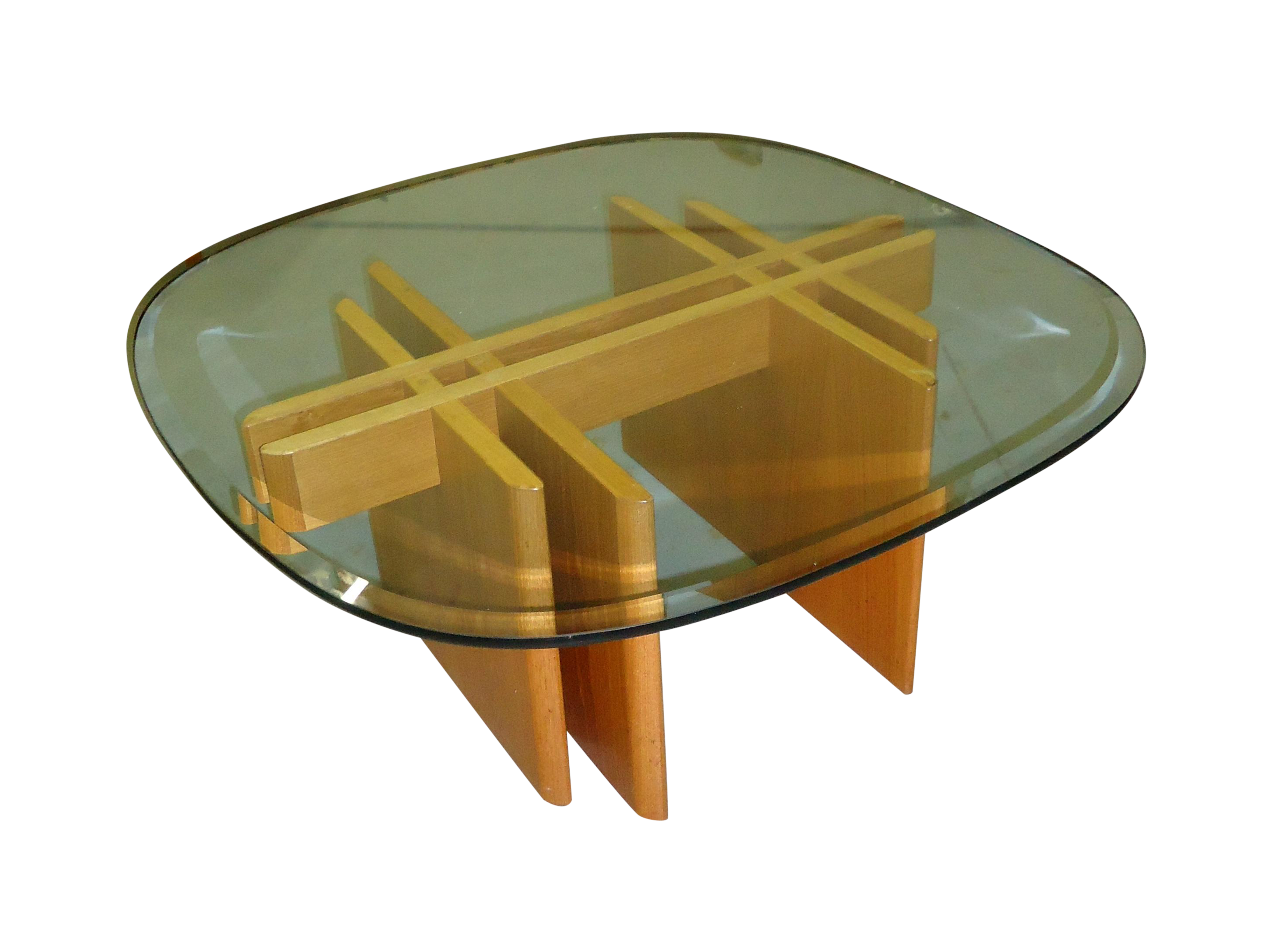 Vintage Scan Design Coffee Table