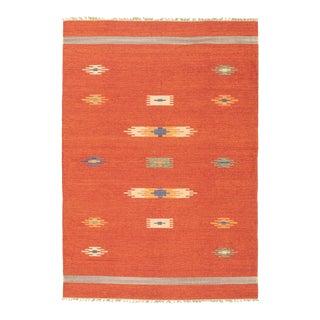 Handmade Turkish Wool Kilim For Sale