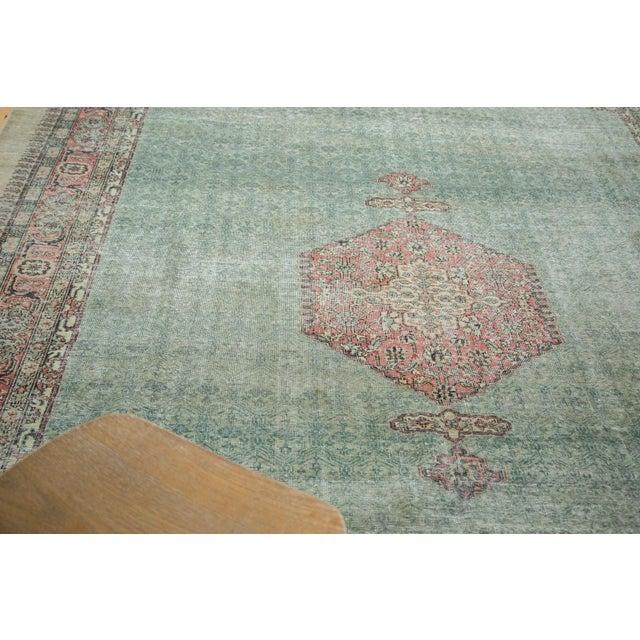 "Distressed Oushak Carpet - 8'6"" X 11'6"" - Image 8 of 10"