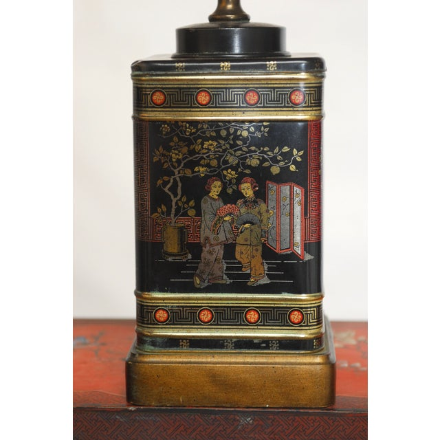 Tea Canister Table Lamp by Frederick Cooper - Image 2 of 7