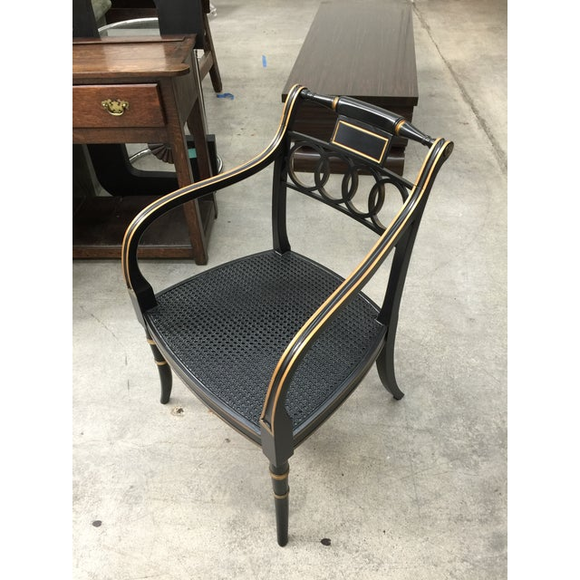Baker Furniture Governor Alston Chairs - Set of 6 For Sale - Image 9 of 11