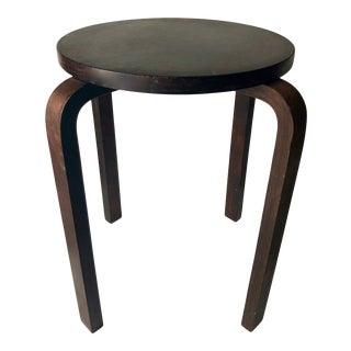 Alvar Aalto Style Side Table/Stool For Sale