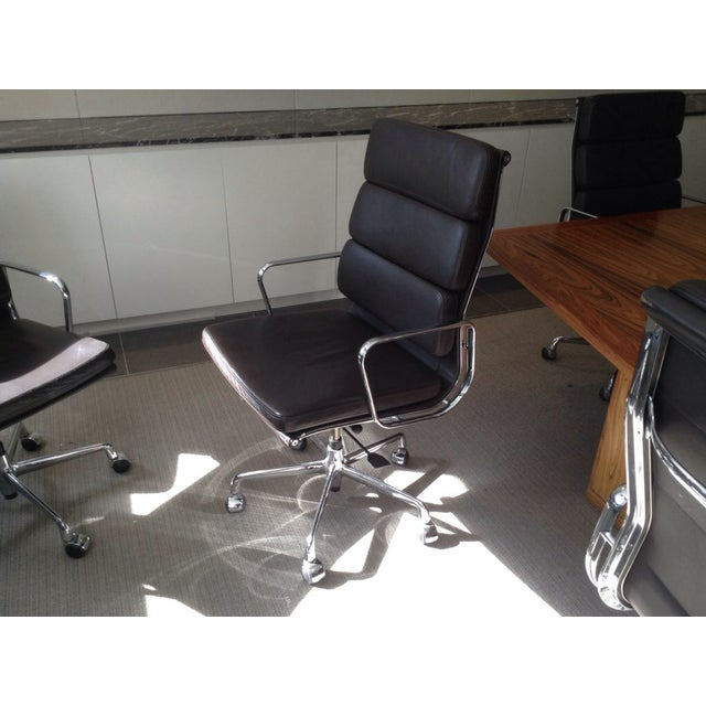 Eames Inspired Soft Pad High Back Chair - Image 3 of 6