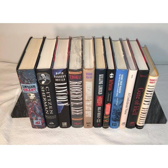 Civil War History Books - Set of 11 - Image 3 of 5