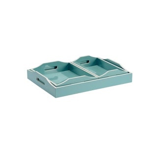 Wildwood Lexie Trays - Set of 3 For Sale