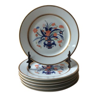 Imari Pattern Dinnerware-Set of 6 For Sale