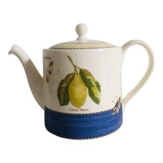 Wedgewood Queens Ware Teapot For Sale