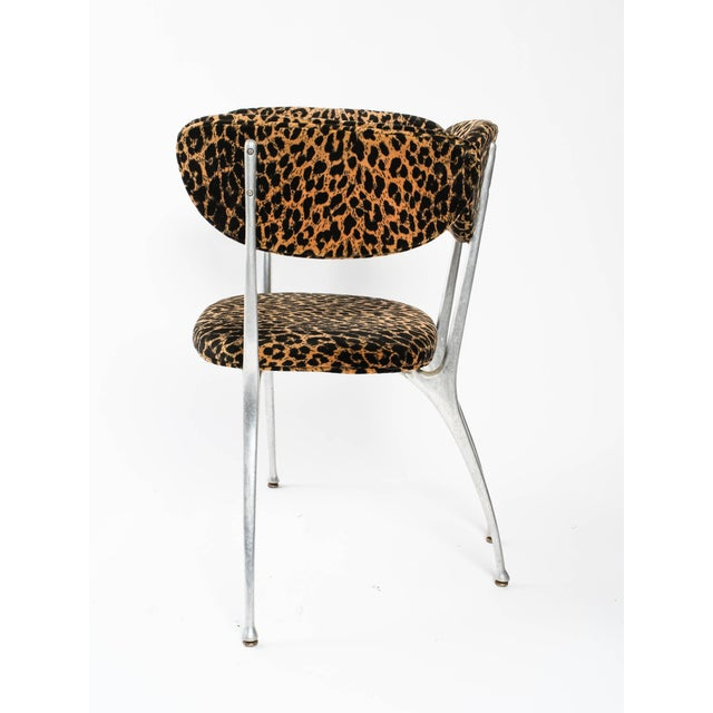 Shelby Williams 1960s Vintage Shelby Williams Futuristic Chair For Sale - Image 4 of 10