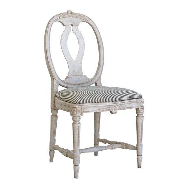 Sköld Gustavian Dining Chair For Sale