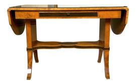 Image of Brown Drop-Leaf and Pembroke Tables
