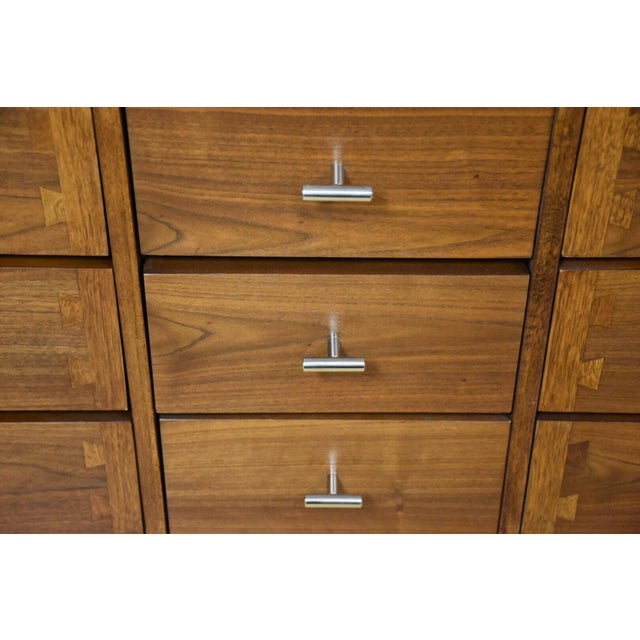 Lane Acclaim Mid-Century Walnut Dresser - Image 9 of 11