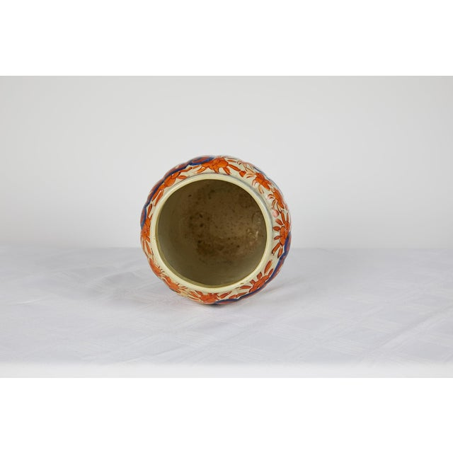 Early 20th Century Japanese Imari Vase For Sale - Image 10 of 12