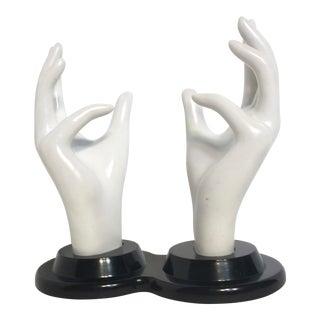Black & White Hand Model